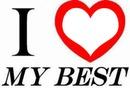 i love my best