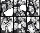 Selfie con One direction