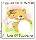 HUG FOR MY angel