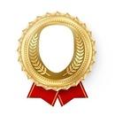 ESPELHO - MEDALHA de Premiação