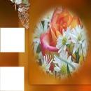 Panneau fleuri