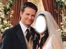 Monica mariage