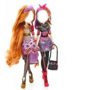 Holly and Poppy (Ever After high dolls)
