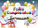 Cumpleaños HERMANA