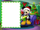 Natal com o mickey mouse