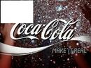 COCA COLA make it real