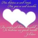 coeur amoureux