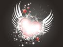 Coração Asas