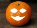 naranja molesta
