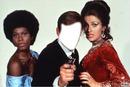 Visage 007 avec  Gloria Hendry, Jane Seymour.