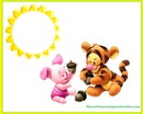 Piglet y Tiger Bebes