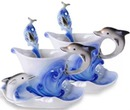dauphins tasse