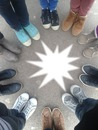 pieds de friends