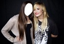 Demi Lovato With A Fan