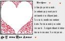 poème Mon Coeur