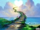 arriver au paradis