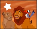 Lion king Sarabi,Mufasa and Zazu