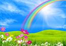 cielo arcoiris