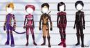 Code Lyoko - Les 5 Lyokos-Guerriers
