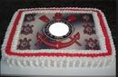 bolo de aniversário corinthians