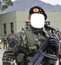 Cc soldado militar