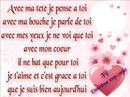 a mon amoure