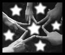 étoile des amies les plus sacré <3
