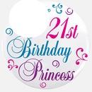 anais maton: 21st birthday princess