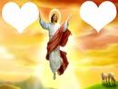 flying jesus