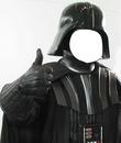 Darth Vader like