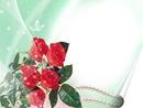 fleur cadre