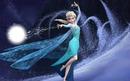 Frozen Elsa poder da neve