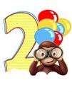 cumpleaños 2 jorge el curiosp