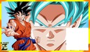 GOKU DRAGON BALL SUPER 2017
