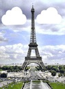 IT`S CLOUDY IN PARIS