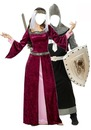 COUPLE MEDIEVAL
