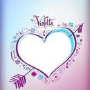 Corazon violetta