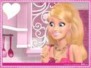 carteirinha de fã da barbie