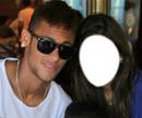 foto con Neymar