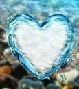 Cc corazón de agua