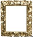 Moldura Dourada