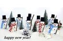 happy new year 3 foto's