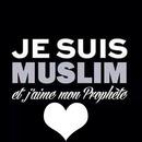 je suis muslim et djm mon prophéte