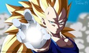VEGETA SUPER GUERRIER MEGA 3