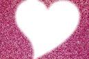 coeur pailletes