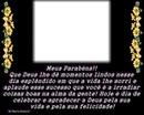 """Parabéns Pelo Niver!! By""""Maria Ribeiro"""""""