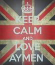 keep calme and love