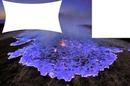 lave bleue