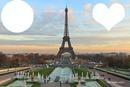 Paris la ville de l'amoure :)