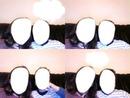 4 images pleins de visages